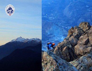 La ferrata della Sacra di San Michele con Guida Alpina – Val di Susa (TO)