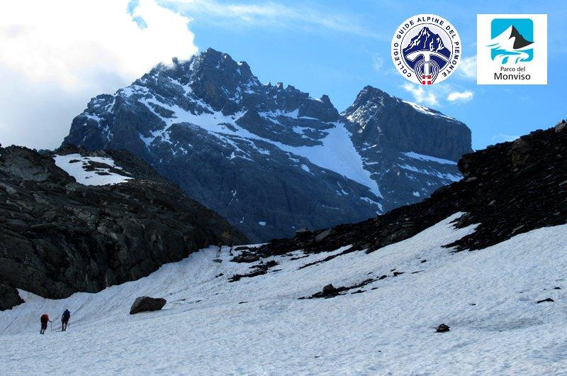26-28 Giugno: Giro del Monviso…con la neve !